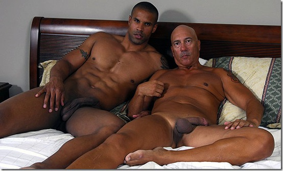interracial / mature / Gay Sex Videos / GaySexVideoocom